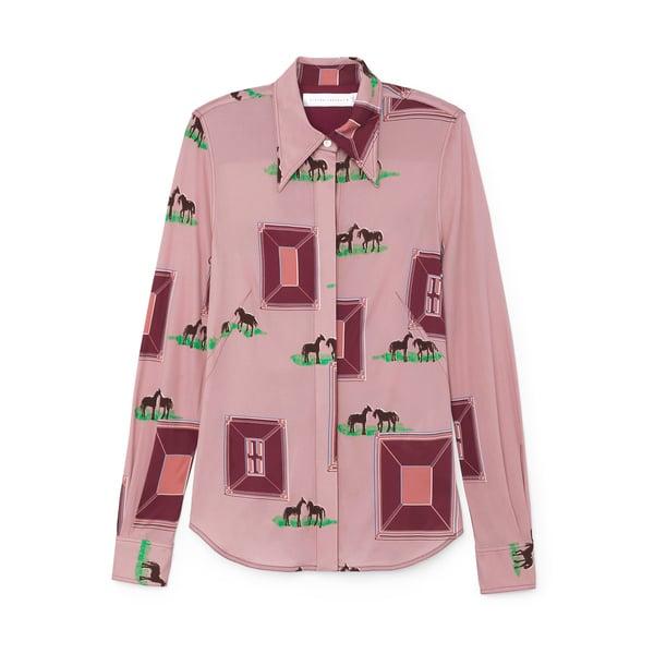 Victoria Beckham Fitted Shirt