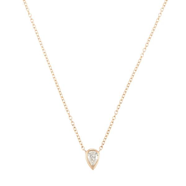 Sophie Ratner Teardrop Necklace