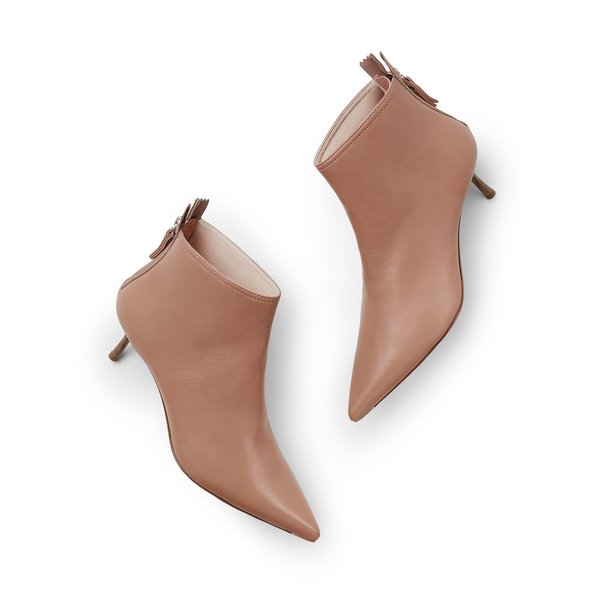 AGL Soft Leather Booties