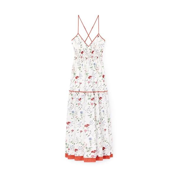 Three Graces Emma Printed Dress