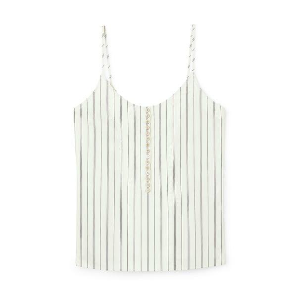 Chloé Striped Cami Top