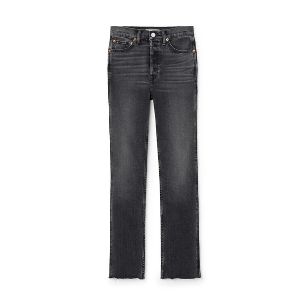 RE/DONE '80s Slim Straight Jeans
