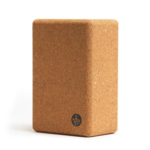 Manduka Cork Yoga Block