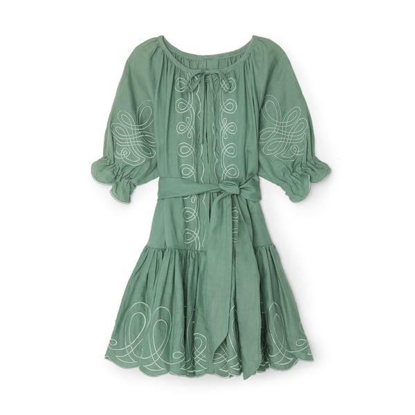Innika Choo Mini Frill Dress