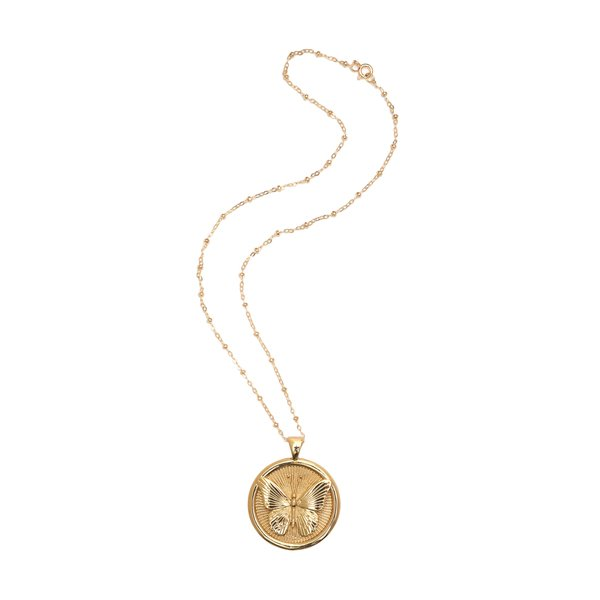 Jane Win FREE Coin Pendant Necklace