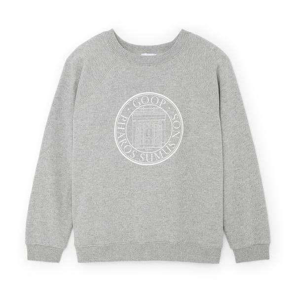 G. Label goop University Sweatshirt
