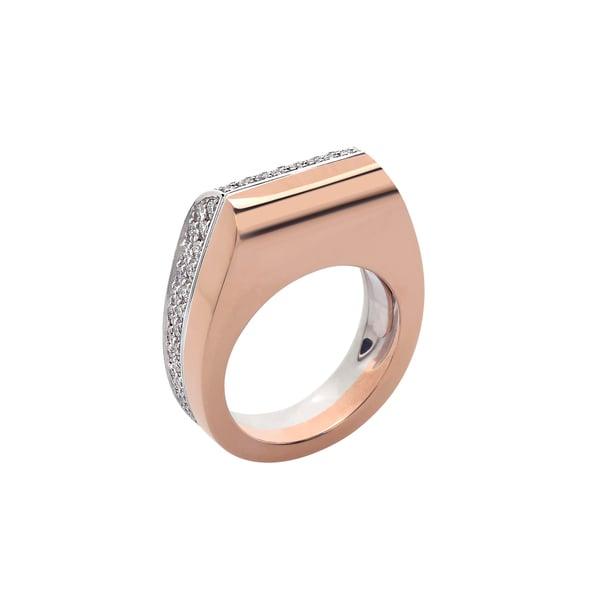 Prasi Fine Jewelry Dois Irmãos Semi-Set Ring