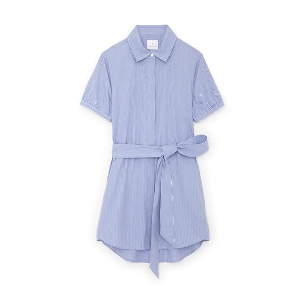 G. Label x Tabitha Simmons Cusco Mini Shirtdress