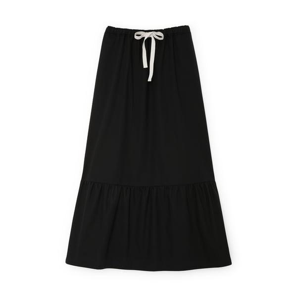 G. Label Simone Tiered Skirt