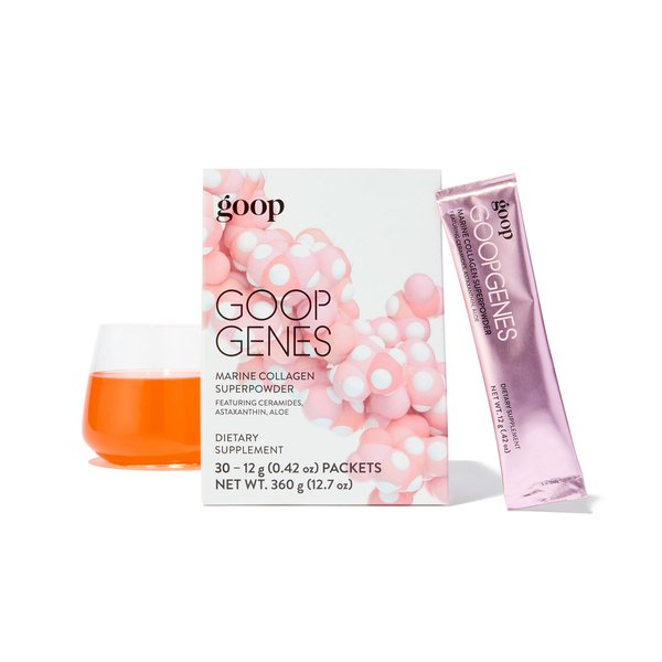 goop Beauty GOOPGENES Marine Collagen Superpowder - old