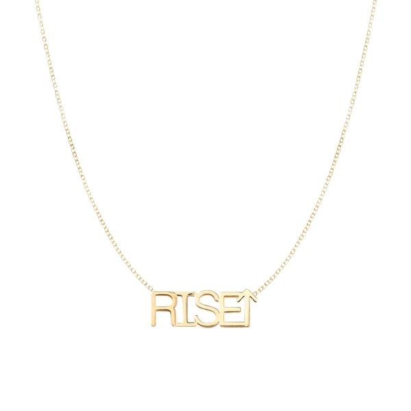 Maya x Kio Rise Up Necklace