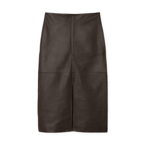 Co Front-Slit Skirt