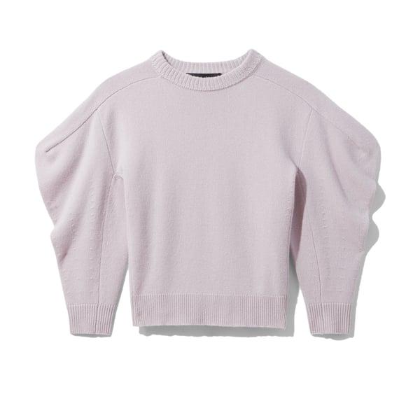 Proenza Schouler Draped Cashmere Pullover