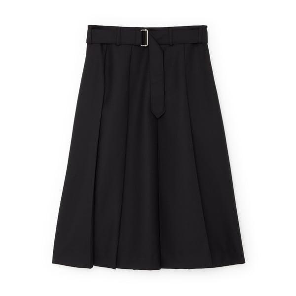 Officine Generale Kendall Pleated Skirt