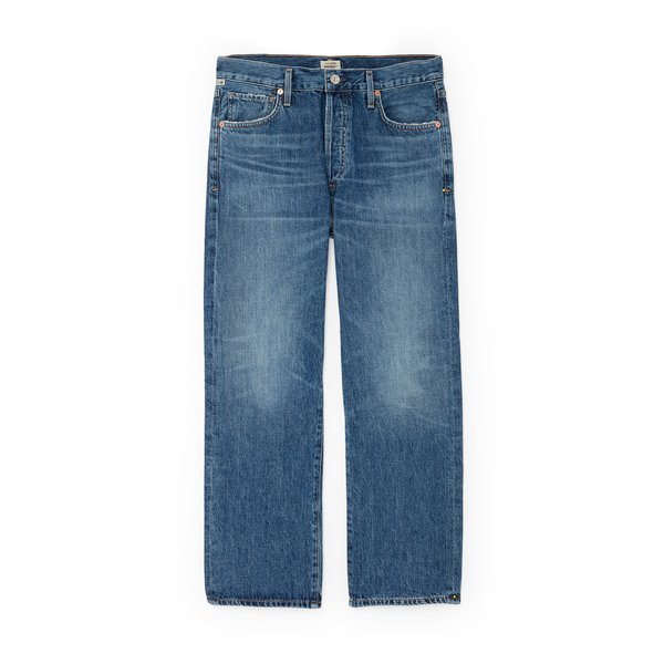 Citizens of Humanity Emery Relaxed Cropped Jeans