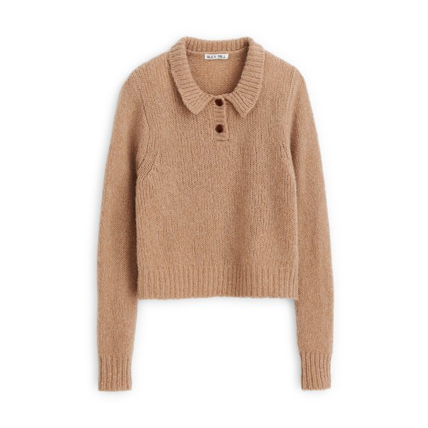 Alex Mill Frank Henley Sweater