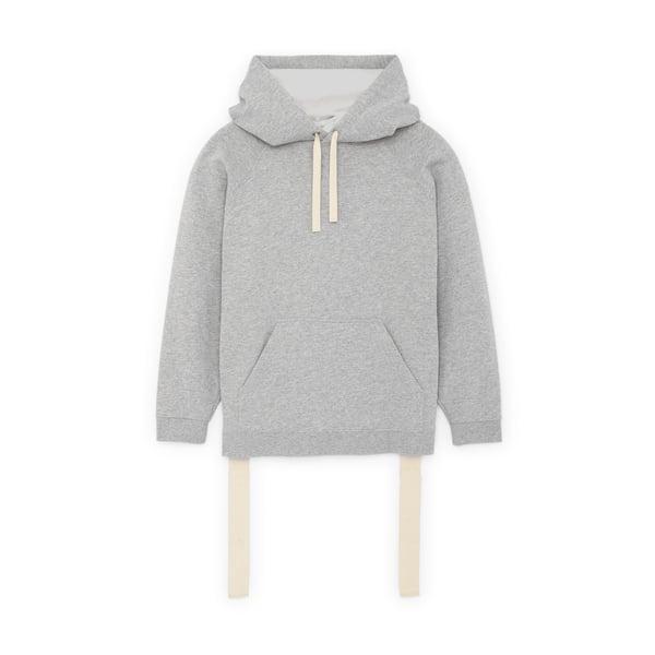 G. Label Lexi Tie-Back Sweatshirt