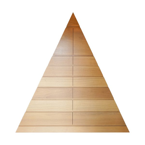 Elizabeth Paige Smith Pyramid Commode