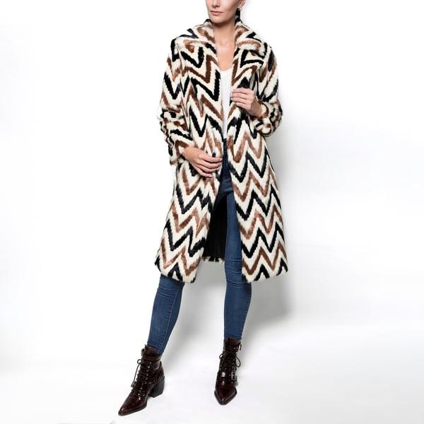 Autumn Adeigbo Wednesday Coat