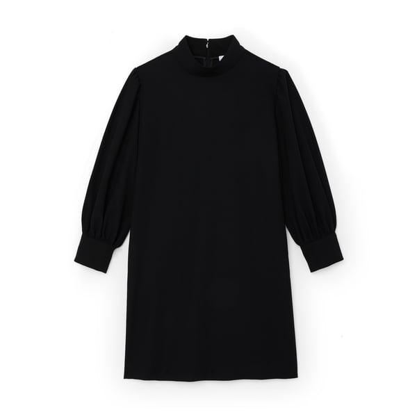G. Label Garcia Puff-Sleeve Minidress
