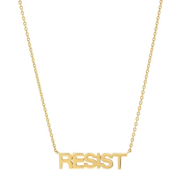 Eriness Resist Necklace