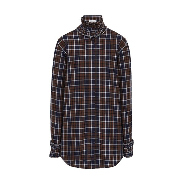 Victoria Beckham Ruffle Shirt