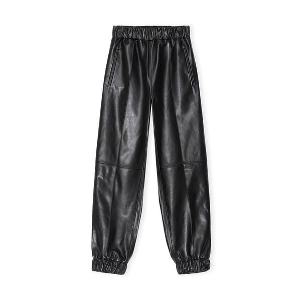 Ganni Leather Pants