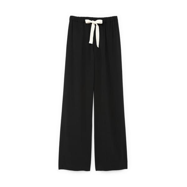 G. Label Brandon Wide-Leg Lounge Pants