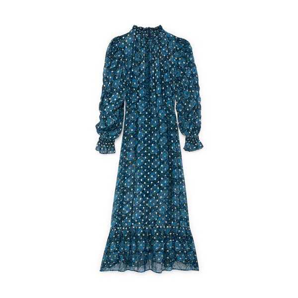 Sea Positano High-Neck Dress
