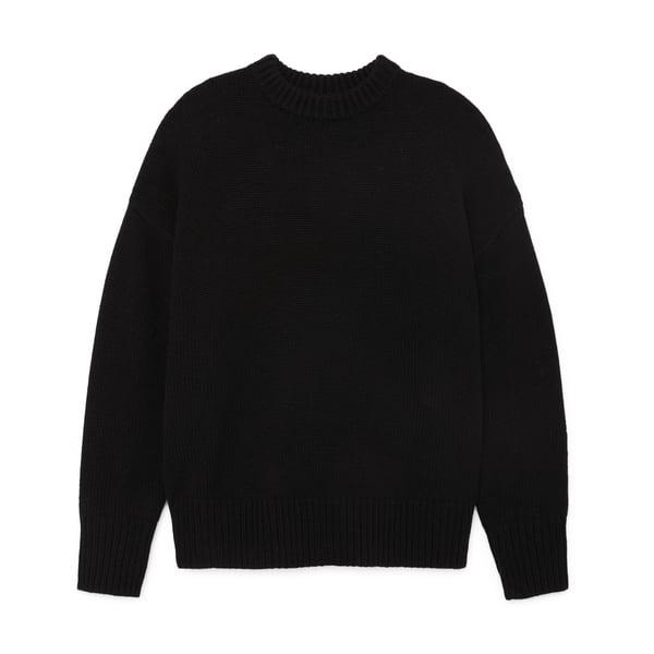 Co Oversize Crewneck Sweater