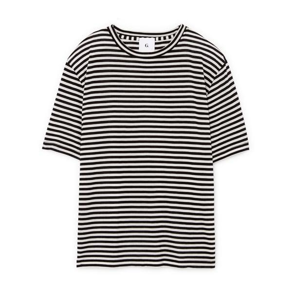 G. Label Stella Short-Sleeve Crewneck T-Shirt