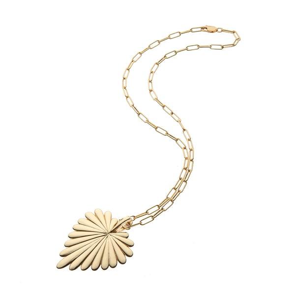 Jane Win Love Full Heart Necklace