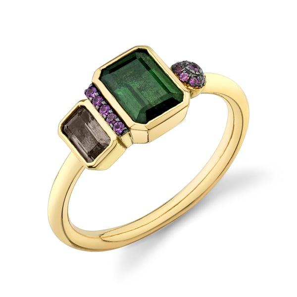 Sarah Hendler Small Mashup Ring