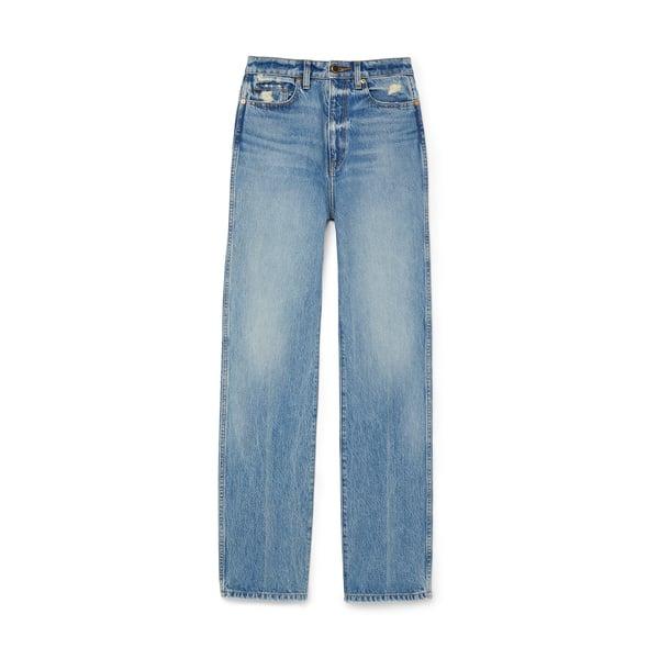 Khaite Danielle Jeans