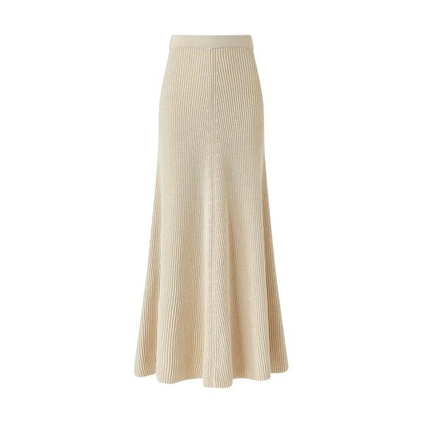Joseph Egyptian Cotton Midi Skirt