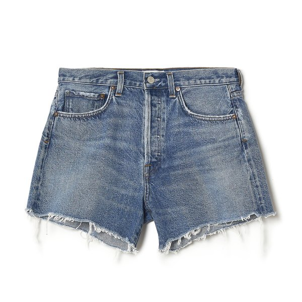 AGOLDE Parker Long Shorts