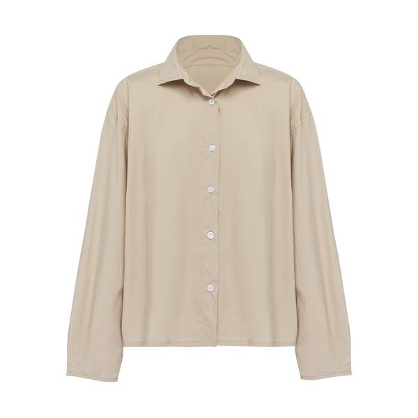 Deiji Studios The Oversize Poplin Shirt
