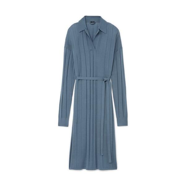 Joseph Oversize Merino Dress