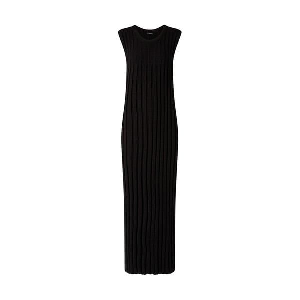 Joseph Textured Rib-Knit Dress
