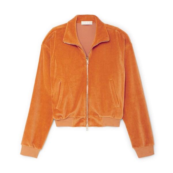 Suzie Kondi Cropped Zip Jacket