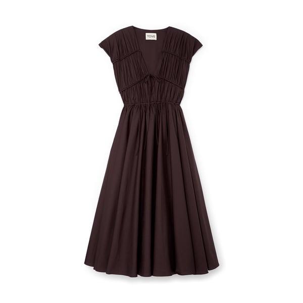 TOVE Ceres Midi Dress