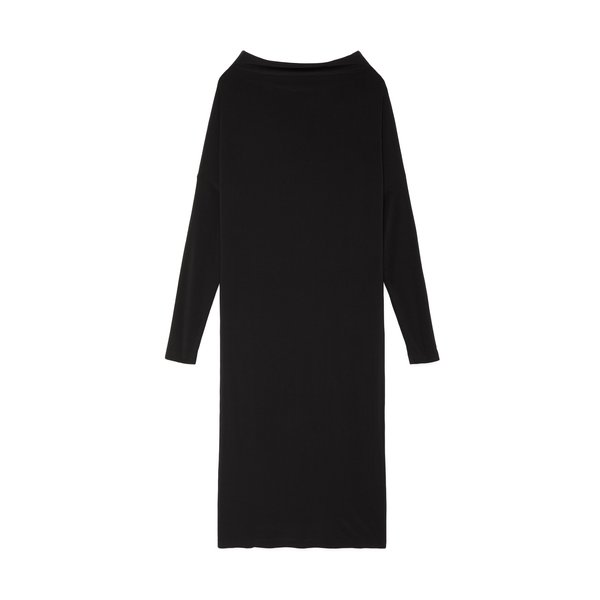 Norma Kamali All in One Dress to Midcalf
