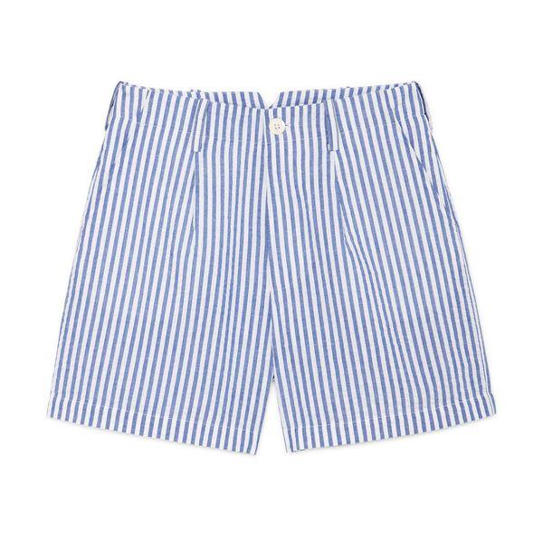 Alex Mill Seersucker Boy Shorts