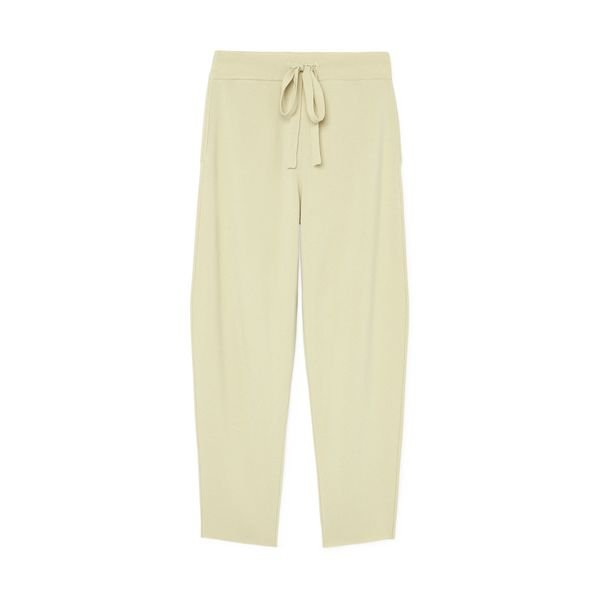 Studio Nicholson Wool-Cashmere Rounded Pants