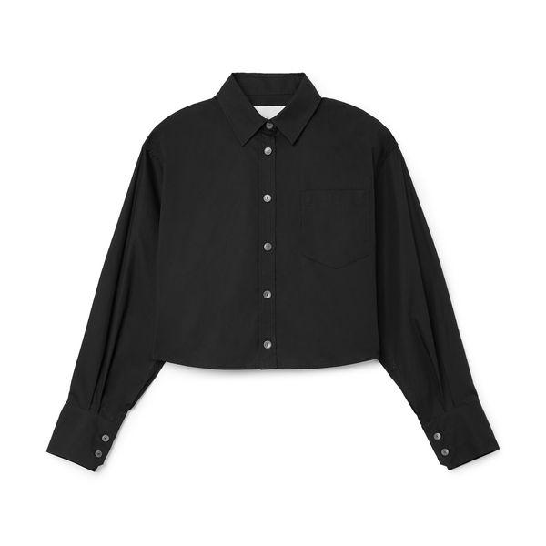 Maria McManus Cropped Shirt