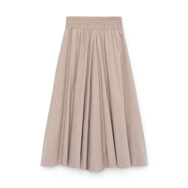 Suzie Kondi Corduroy Circle Skirt