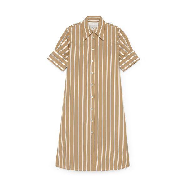 Lee Mathews Calvin Western Shirtdress