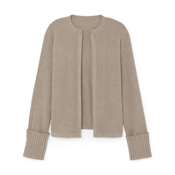 TOVE Charlotte Knitted Cardigan