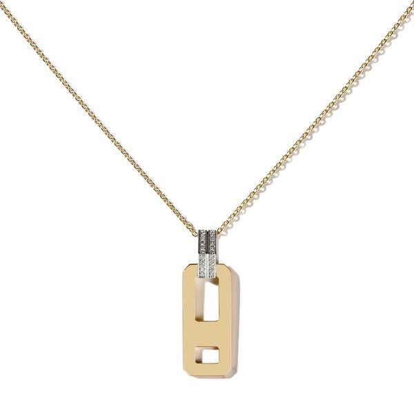 AS29 DNA Diamond Necklace