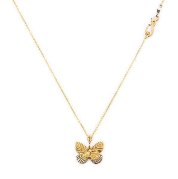 James Banks Design Baby Asterope Necklace